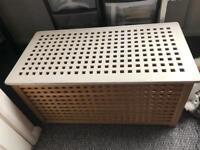 Ikea Wooden Chest