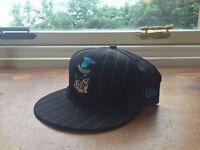 Penguin Batman New Era cap hat size 7 3/8 RARE
