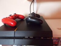 EXCELLENT CONDITION PS4 FOR SALE!