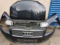 Audi a3 8p full front end