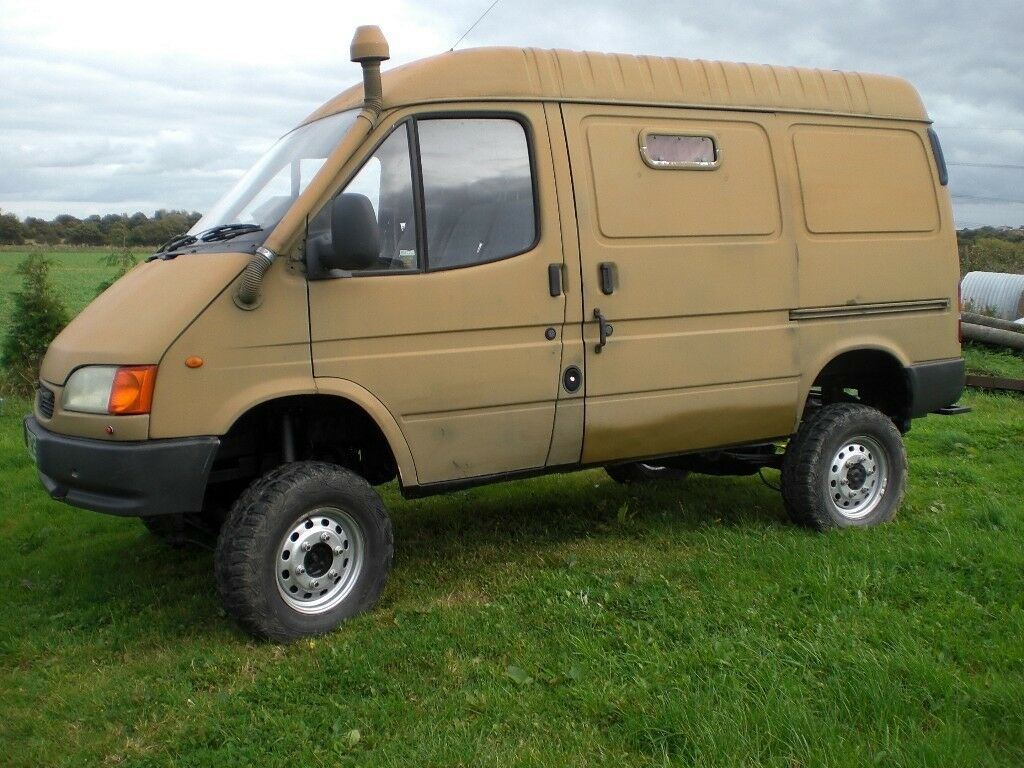 Image Result For Ford Transit Gumtree
