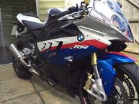 2010 BMW S1000RR SPORT, ABS, QUICKSHIFTER, TRACTION CONTROL, 9K, FBMWSH, FANTASTIC CONDITION