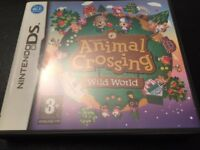 Animal Crossing - Wild World Game For Nintendo DS