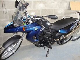 BMW F650GS, 2012, Low Mileage, Full Service History