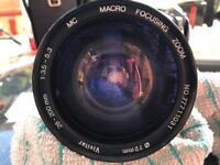 28-200mm lens