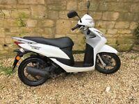 Honda Vision 50cc, White