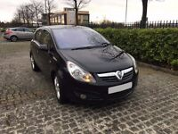 Low mileage 2008 1.4l Vauxhall Corsa - great for first time drivers!