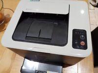 Samsung wireless colour printer