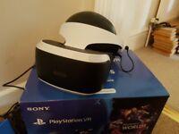 PS4 VR with Camera V2