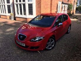 2007 56 Seat Leon 2.0 TFSI 16v Sport 5dr! STUNNING DRIVE! CLEAN CAR! WELL MAINTAINED! BARGAIN!!