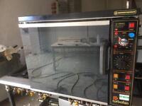 Oven Bakbar Turbofan