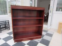 Solid wooden Bookcase. Make Beresford and Hicks of England.