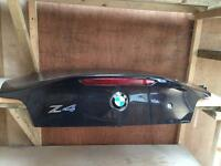 BMW Z4 boot lid 2007