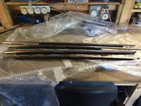 ford mondeo mk3 chrome weather strips