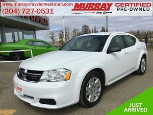 2012 Dodge Avenger SE FWD *Aftermarket Audio*