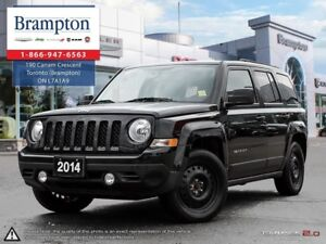 2014 Jeep Patriot NORTH 4X2 | TRADE-IN | 6.5 IN TOUCHSCREEN | HE
