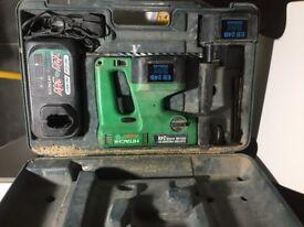 Hitachi 24v sds hammer drill