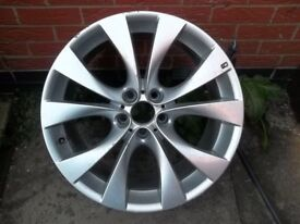 """WANTED BMW X5 E70 20"""" 227 M Sport Rear Alloy Wheel SAME AS PICTURE"""