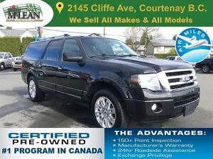 2014 Ford Expedition Max Limited Navigation Sunroof Power Runnin