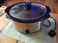 COOKER Slow cooker with 3L capacity