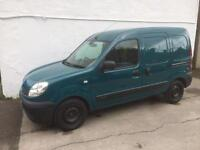 Renault kangoo dci , full psv, Towbar
