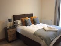 Stunning New 2 Bedroom Serviced Apartment to Rent in Swansea's City Centre
