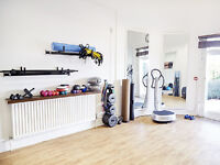Studio Space Available Sundays. Ideal for Physio/Pilates/Yoga. £60.00 per day. Onsite Parking.
