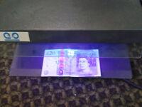 MONEY DOCUMENT DETECTOR --top of the range £65