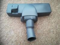VACUUM CLEANER FLOOR BRUSH ATTACHMENT-GREY-35MM DIAMETER