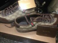 Genuine Gucci trainers 9