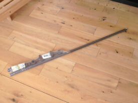 Wooden Curtain Pole (Brand New) with all Required Fittings