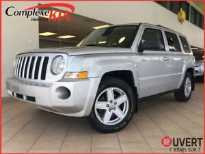 2010 Jeep Patriot Sport/North AUTO JANTES 29927KM!! A/C CRUISE