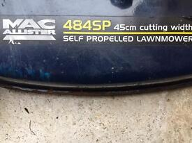 Grass box for Macalister petrol mower (maybe others too)