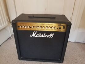 Marshall MG50DFX amp with foot switch