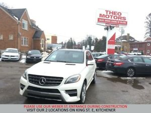 2014 Mercedes-Benz M-Class ML 350 BlueTEC | NAV | DUAL ROOF