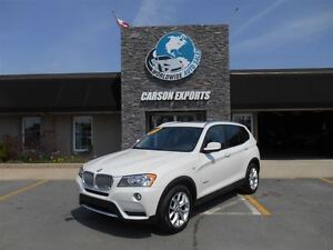 2013 BMW X3 xDrive28i! WOW PANO ROOF! FINANCING AVAILABLE!