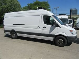 2013 Mercedes-Benz Sprinter 2500 Extended Raised roof Refridgera