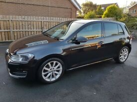 **Low Mileage** VW Golf GT BlueMotion DSG