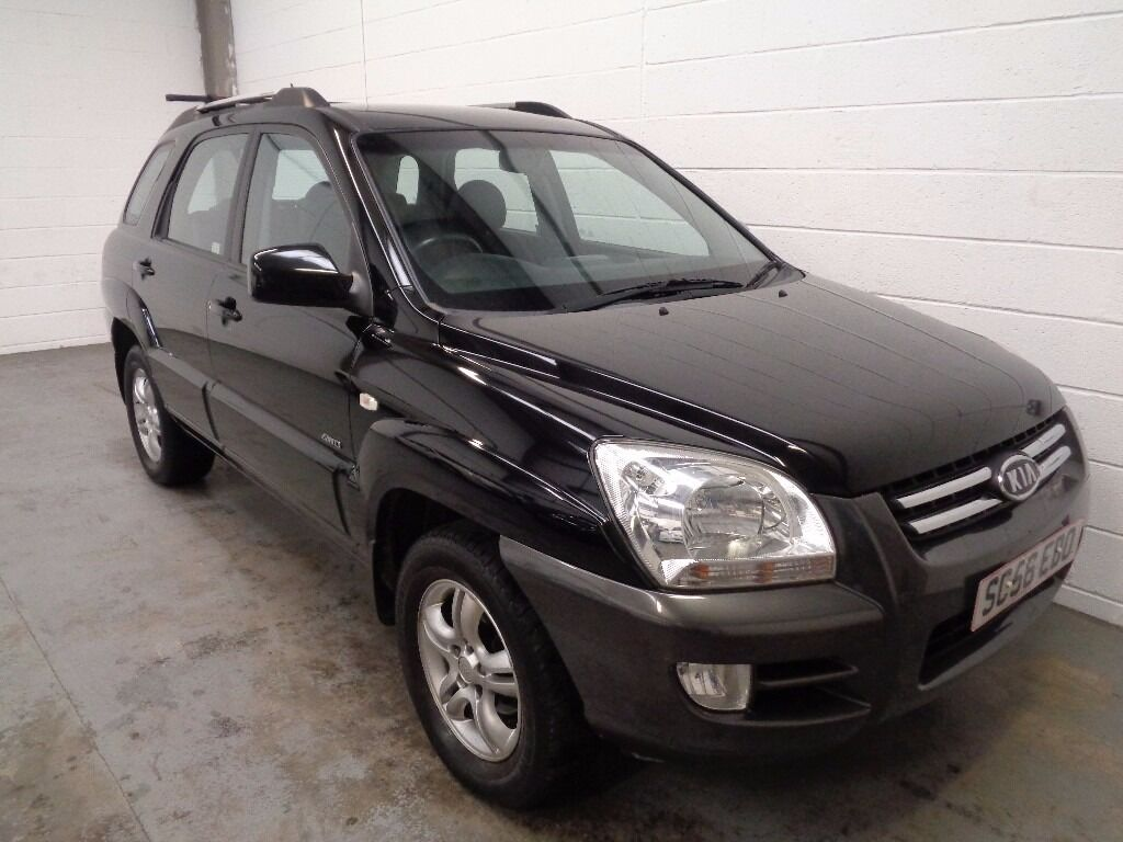 kia sportage diesel 4x4 2007 only 62000 miles history years mot finance available. Black Bedroom Furniture Sets. Home Design Ideas