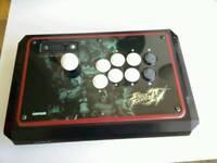 Streetfighter IV anniversary edition arcade fight stick
