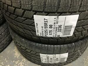 225/55/17 Toyo Observe G-02 Plus *Winter Tires*