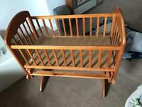 Baby crib from Cosatto