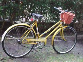 Bike 26er Ladies Vintage Retro