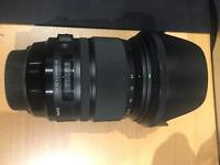 Sigma 24-105mm F4 Art Lens - Canon Fit