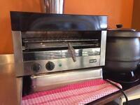 Lincat Salamander/Toaster/Pizza chef grill