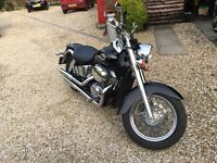 Honda shadow 750 vt750