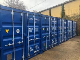 20FT X 8FT BRAND NEW SELF STORAGE SPACE. 24 HOUR SECURITY. AYLESFORD.EASY ACCESS FROM M20/A2. £50P/W
