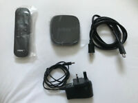 NOW TV Box & Remote Control (HDMI Cable and Power Supply Included)