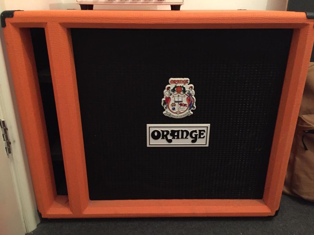 1x15 Guitar Cabinet Orange Obc115 1x15 Bass Cab In Sittingbourne Kent Gumtree