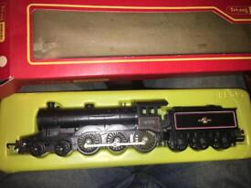 Tri-ang HORNBY R150S Loco & R.39 Tender Train & Goods Carriage In Box